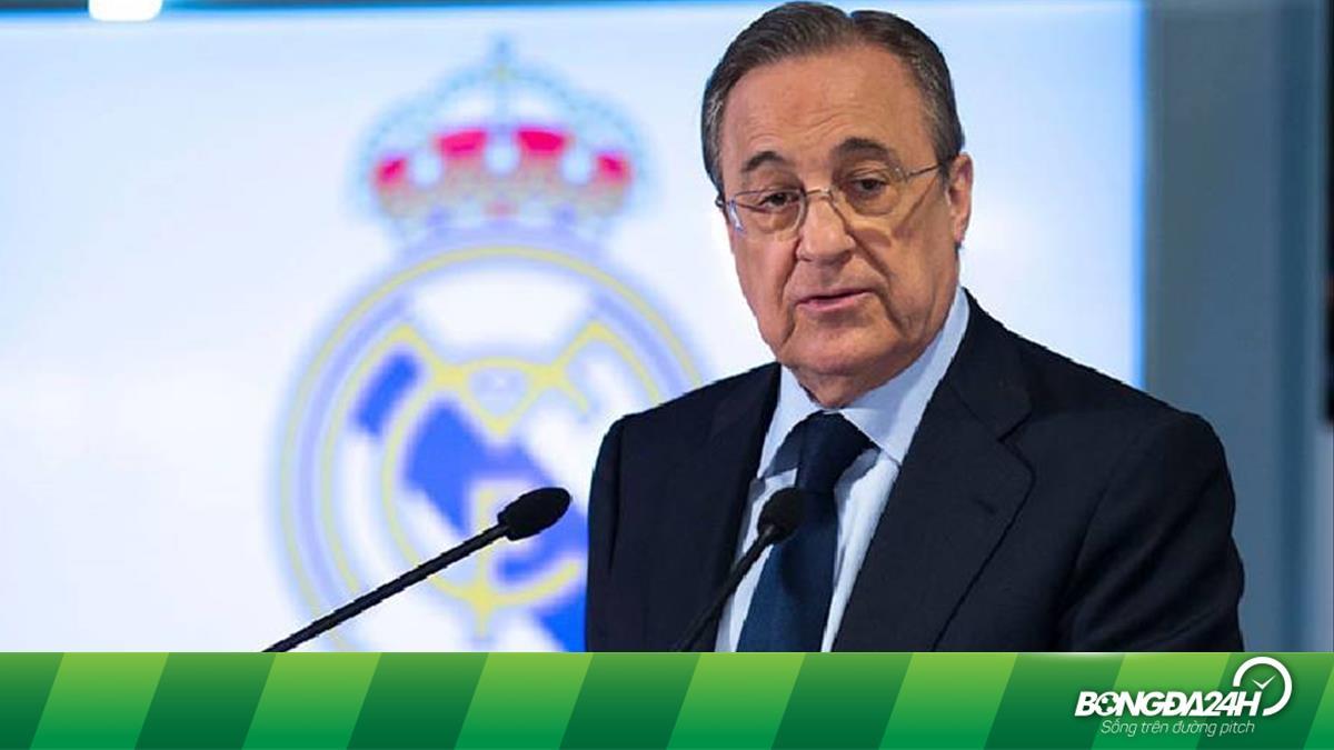 Chủ tịch Real Madrid thách thức FIFA: