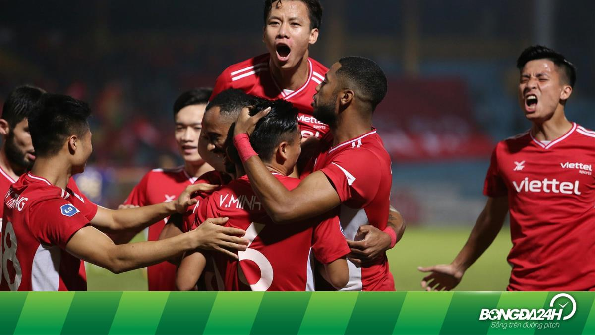 Những điều rút ra sau trận Hà Nội 0-1 Viettel: Dấu ấn Nguyễn Trọng Hoàng