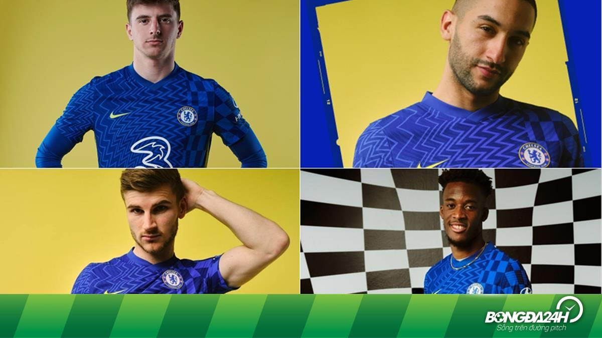 Chelsea diện áo đấu mới ở Chung kết FA Cup