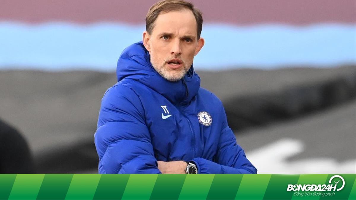 HLV Tuchel chuẩn bị được Chelsea tưởng thưởng bất chấp kết quả trận Chung kết C1