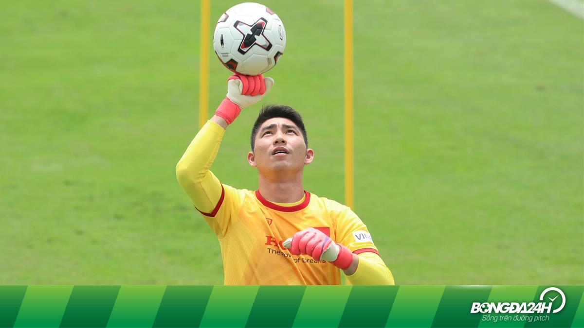 Thủ môn Sài Gòn FC quyết tìm chỗ đứng ở ĐT Việt Nam