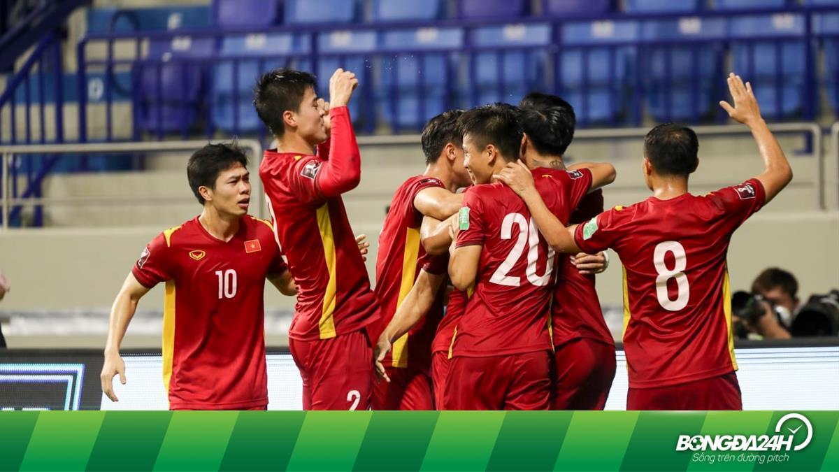 FIFA công bố thứ hạng các đội bóng châu Á dự vòng loại World Cup 2022