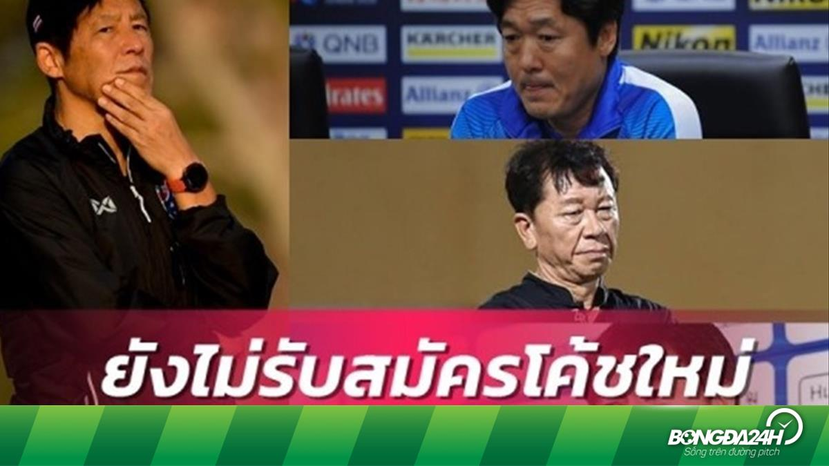 Thái Lan ra phán quyết liên quan tới tương lai HLV Nishino