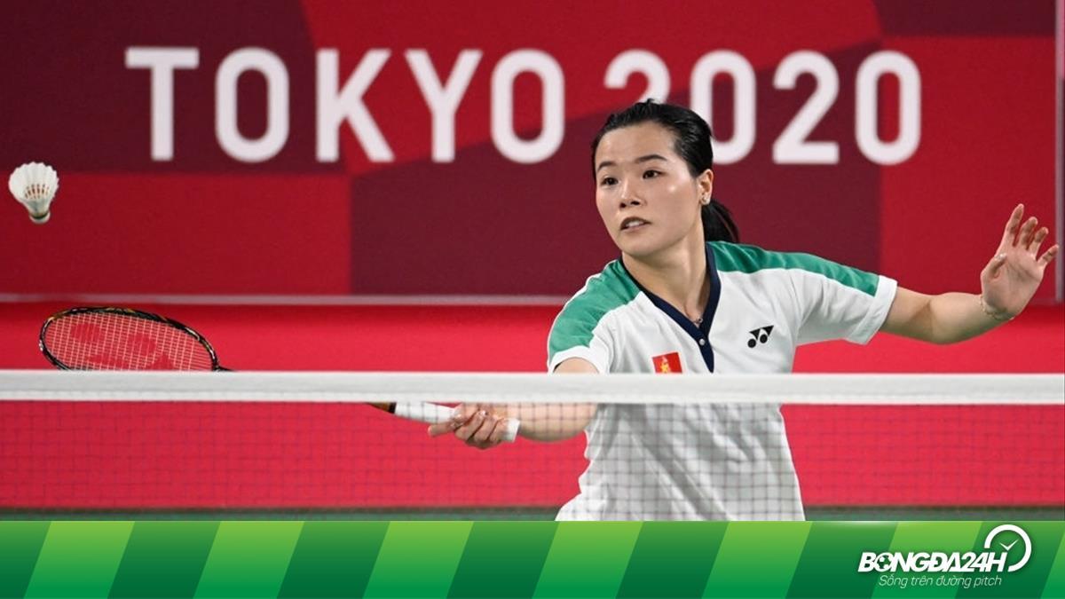 Nguyễn Thùy Linh nói gì sau trận gặp tay vợt số 1 thế giới?
