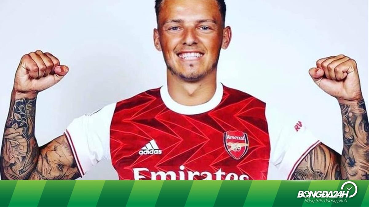 CLB Arsenal chiêu mộ thành công trung vệ Ben White