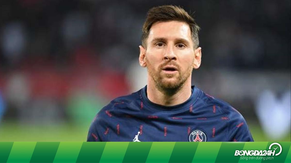 Messi trở lại trong đại chiến với Man City