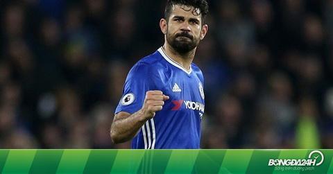 Đồng đội khuyên Costa nên xin lỗi HLV Conte