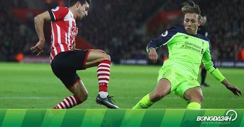 Liverpool thiệt quân trước trận đá lại FA Cup