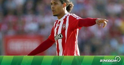 Van Dijk báo tin mừng cho các đại gia Premier League