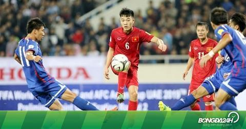 ĐT Việt Nam mời Đài Loan đá giao hữu vào tháng 3 tới