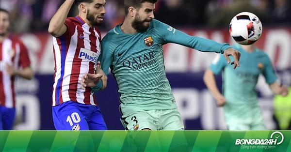 Barca vs Atletico (3h ngày 8/2): Trong cơn điên của Simeone