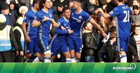 Chelsea có thể vô địch Premier League 2016/17 sớm bao vòng?