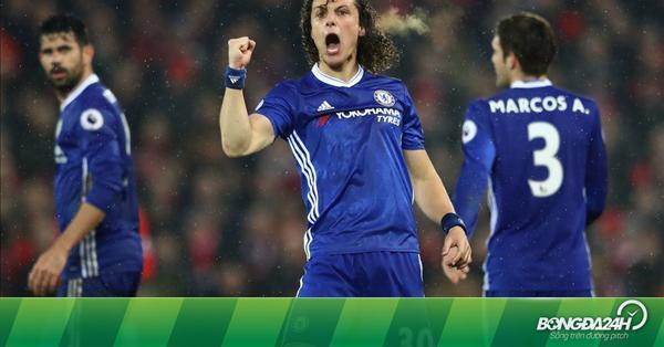 """David Luiz: Từ hàng """"vơ bèo gạt tép"""" tới một báu vật của Chelsea"""