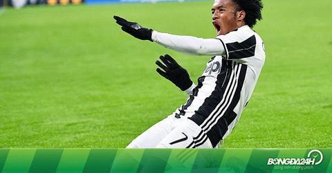 Chelsea không được phép đòi Cuadrado từ Juventus