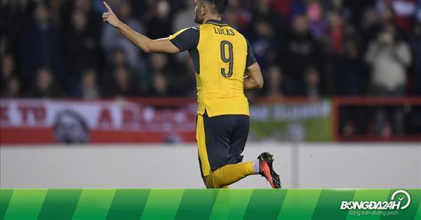 Góc Arsenal: Đã đến lúc trao cơ hội cho Lucas Perez