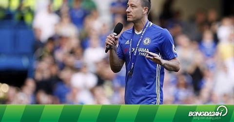Terry tiết lộ kế hoạch mua sắm của Chelsea ở Hè 2017