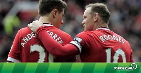 Fan M.U đòi Herrera làm đội trưởng thay Rooney