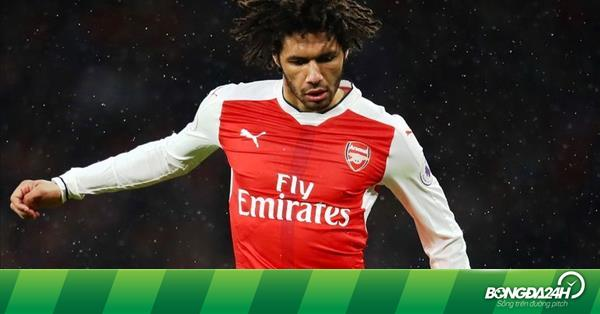 """Quan điểm: Mohamed Elneny không còn """"đất sống"""" tại Arsenal"""