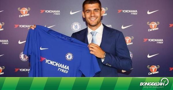 Khoác áo Chelsea, Morata lớn tiếng thách thức Real và Barca