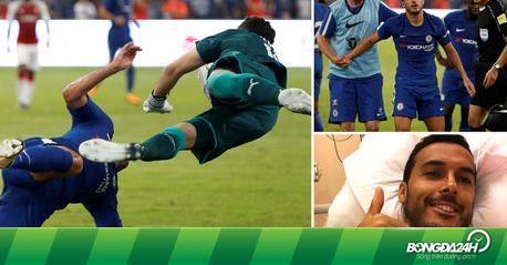 Conte thừa nhận chấn thương của Pedro nặng hơn dự kiến