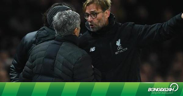 """Klopp: """"Tôi xin miễn bình luận về Mourinho và M.U"""""""