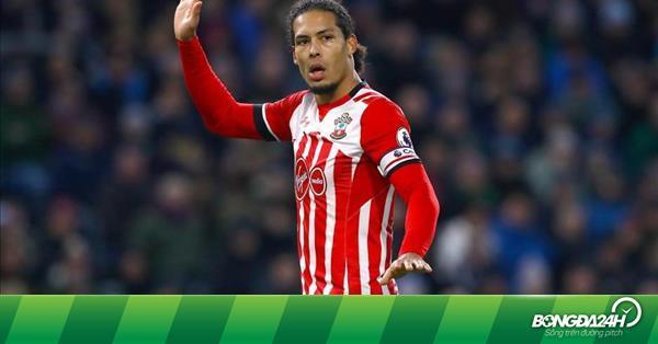 Huyền thoại M.U khuyên Liverpool mua Van Dijk