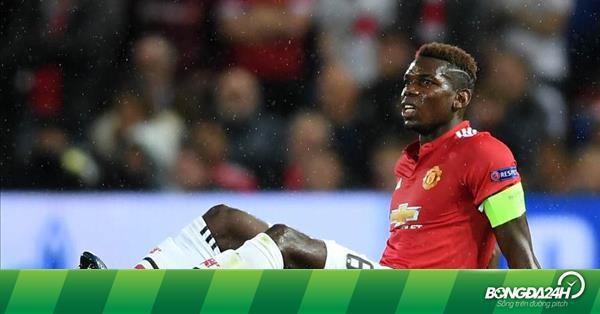 Điểm tin bóng đá sáng 16/9: Mourinho tức giận với Pogba vì chấn thương