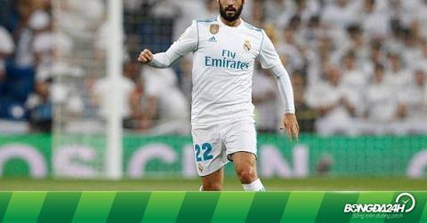 CHÍNH THỨC: Gia hạn hợp đồng với Real Madrid, Isco đắt gấp đôi Messi