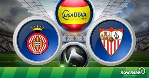 Nhận định Girona vs Sevilla 21h15 ngày 17/9 (La Liga 2017/18)