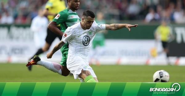 Nhận định Wolfsburg vs Bremen 01h30 ngày 20/9 (Bundesliga 2017/18)