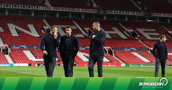 Cristiano Ronaldo trở lại Old Trafford: Sứ giả của những giấc mơ