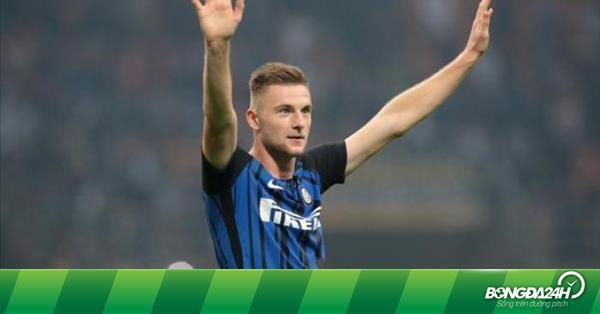 Sao khủng Inter Milan báo tin vui cho MU và Barca