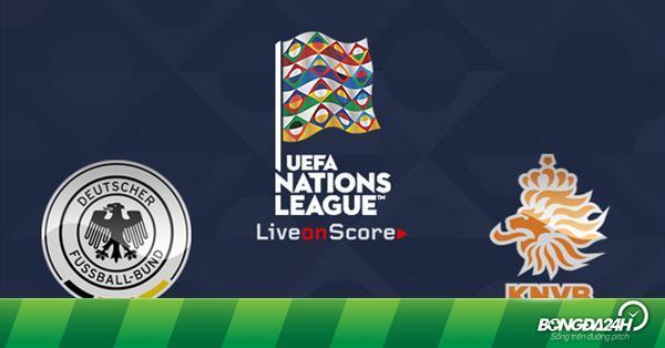 TRỰC TIẾP Đức 0-0 Hà Lan (H1): Chiến thắng danh dự