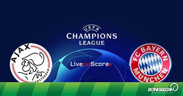 Nhận định Ajax vs Bayern Munich 3h00 ngày 13/12 (Champions League 2018/19)