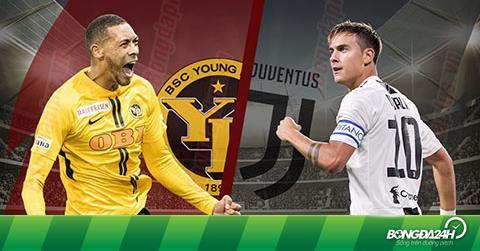 Nhận định Young Boys vs Juventus 3h00 ngày 13/12 (Champions League 2018/19)