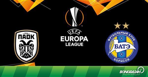 Nhận định PAOK vs BATE Borisov 0h55 ngày 14/12 (Europa League 2018/19)
