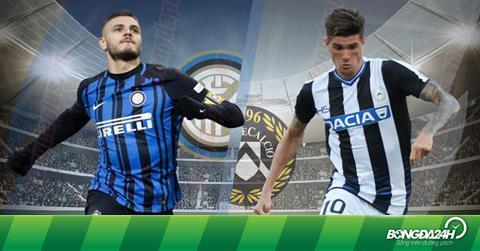 Nhận định Inter Milan vs Udinese 0h00 ngày 16/12 (Serie A 2018/19)