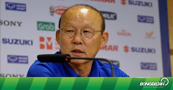 HLV Park Hang Seo sẽ loại 3 cầu thủ trước ngày sang Qatar - bongda24h