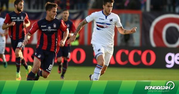 Nhận định Crotone vs Sampdoria 21h00 ngày 11/3 (Serie A 2017/18)