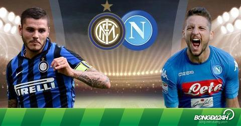 Nhận định Inter Milan vs Napoli 02h45 ngày 12/3 (Serie A 2017/18)