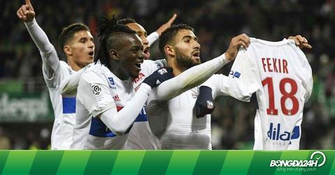 Nhận định Lyon vs Caen 23h00 ngày 11/3 (Ligue 1 2017/18)