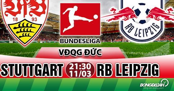 Nhận định Stuttgart vs Leipzig 21h30 ngày 11/3 (Bundesliga 2017/18)