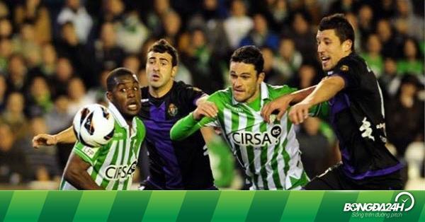 Nhận định Alaves vs Betis 03h00 ngày 13/3 (La Liga 2017/18)