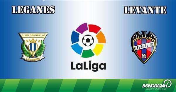 Nhận định Leganes vs Levante 3h00 ngày 5/3 (La Liga 2018/19)