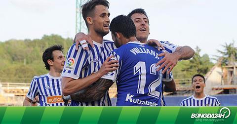 Nhận định Betis vs Sociedad 2h30 ngày 11/1 (Cúp Nhà vua TBN 2018/19)