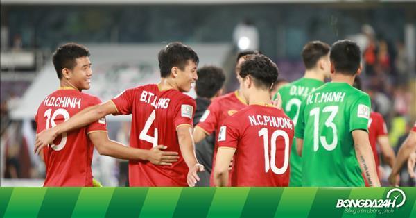 ĐT Việt Nam và các đội hạng 3 sẽ gặp những đội bóng nào ở vòng knock-out? - bongda24h
