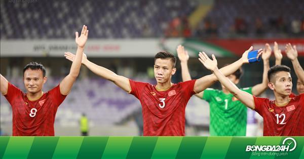 Xác định xong đối thủ, ngày giờ thi đấu nếu ĐT Việt Nam vượt qua vòng bảng Asian Cup - bongda24h