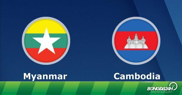 Nhận định U22 Campuchia vs U22 Myanmar 18h30 ngày 20/2 (U22 Đông Nam Á 2019)