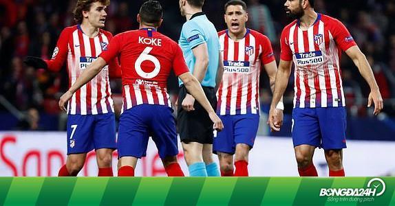 Những con số biết nói sau trận Atletico 2-0 Juventus