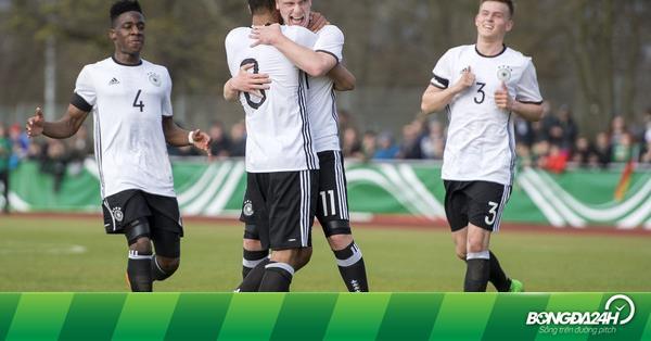 Nhận định U19 Đức vs U19 Croatia 21h30 ngày 20/3 (Vòng loại U19 châu Âu 2019)